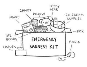 Emergy Sadness Kit
