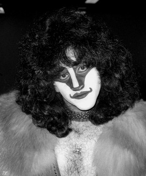 Eric ~Copenhagen, Denmark…October 11, 1980 (Unmasked tour)
