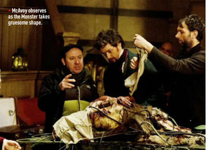 Exclusive: Empire magazine Scans (Victor Frankenstein) (Fb.com/DanieljacobRadcliffefanClub)