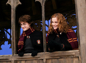 Exclusive Harry Potter behind the scene Pic (Facebook.com/DanielJacobRadcliffeFanClub)