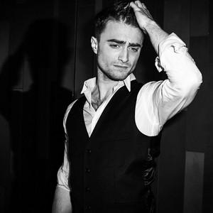 Exclusive: Daniel Radcliffe For Attitude magazine (Fb.com/DanieljacobRadcliffefanClub)