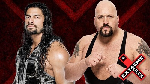 The Shield (WWE) wallpaper called Extreme Rules 2015