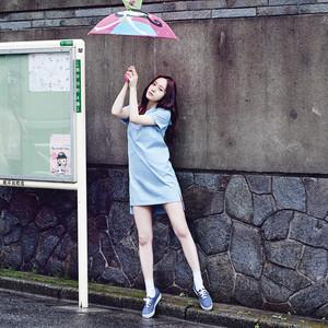 에프엑스 Krystal for OhBoy! Magazine