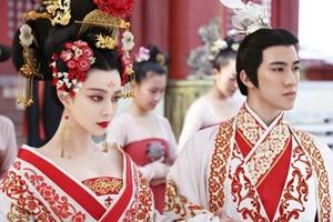 fan Bingbing in The Empress of China