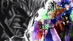 Fate Stay Night fondo de pantalla