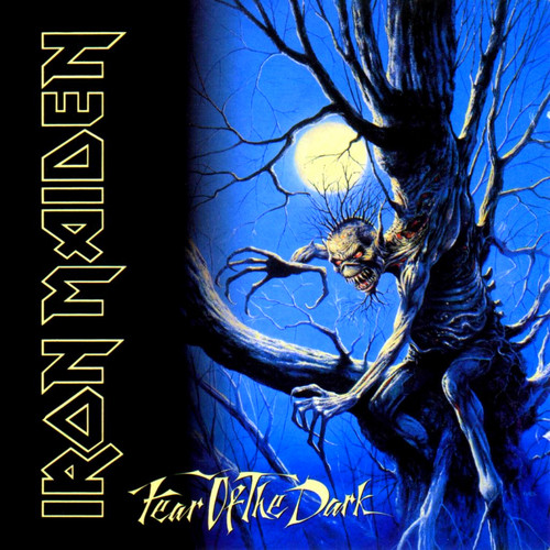 Iron Maiden پیپر وال with عملی حکمت entitled Fear of the Dark