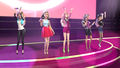 Fifth Harmony in Life in The Dreamhouse Sister's Fun día Special Episode