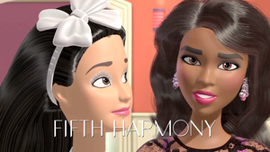 Fifth Harmony in Life in The Dreamhouse Sister's Fun 日 Special Episode