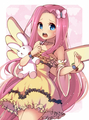 Fluttershy 日本动漫
