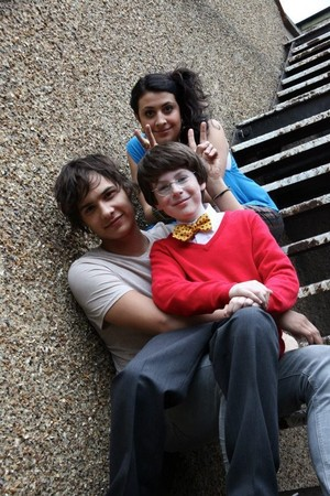 Frank Dillane in Papadopoulos and Sons