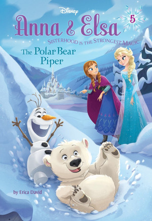 Frozen - Uma Aventura Congelante - Anna and Elsa 5 The Polar urso Piper