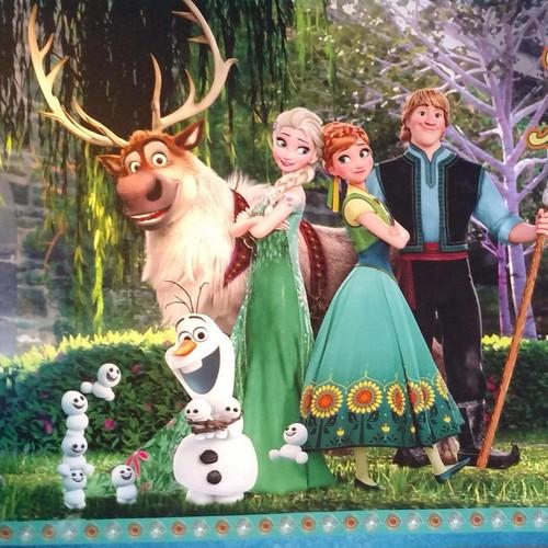 Olaf and sven imagens frozen uma aventura congelante - Fever wallpaper hd ...