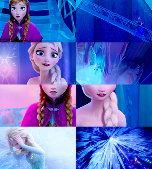 Frozen - For the First Time in Forever Reprise