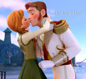 アナと雪の女王 Manips