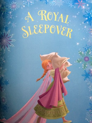 Frozen - Spring Fever - A Royal Sleepover
