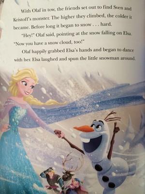Frozen - Spring Fever - The Frozen Monster