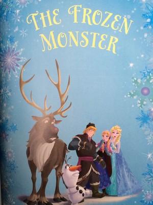 Frozen - Uma Aventura Congelante - Spring Fever - The Frozen - Uma Aventura Congelante Monster