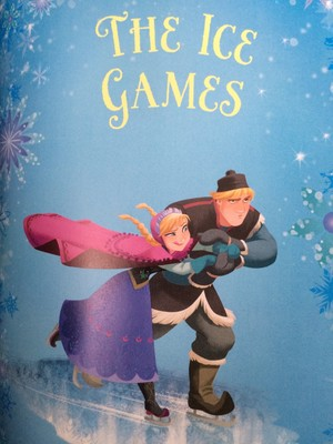 Frozen - Uma Aventura Congelante - Spring Fever - The Ice Games
