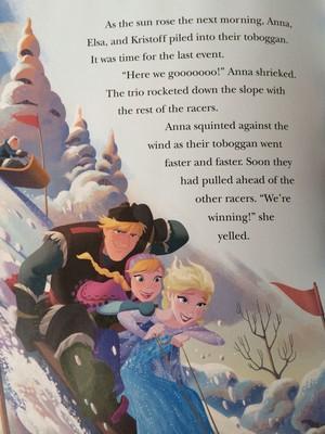 Frozen - Uma Aventura Congelante - Spring Fever - The Ice Games