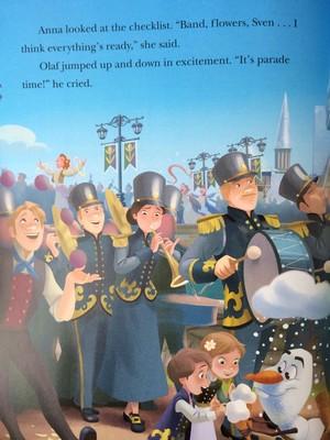 Frozen - Spring Fever - The Midsummer Parade