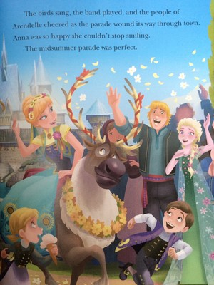 Frozen - Uma Aventura Congelante - Spring Fever - The Midsummer Parade