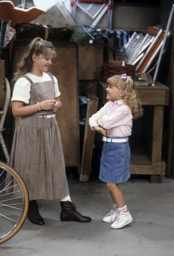 Full House wallpaper possibly with a velocipede entitled Full House