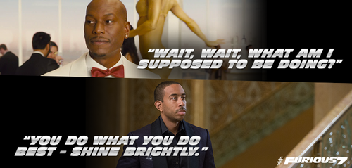 Fast and Furious wallpaper possibly containing a basketball player called Furious 7 - Rome and Tej