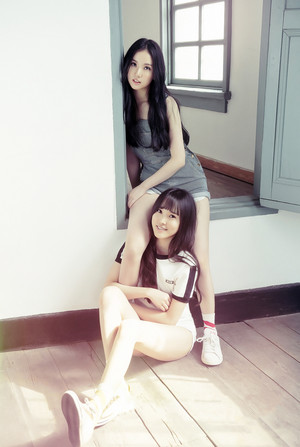 G-Friend for Arena Homme June 2015