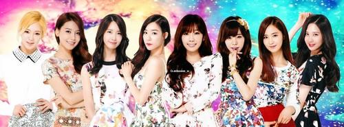 Girls Generation/SNSD wallpaper entitled GIRLS' GENERATION