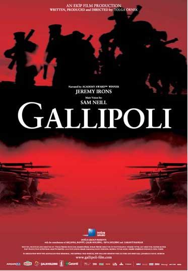 essay on gallipoli the movie