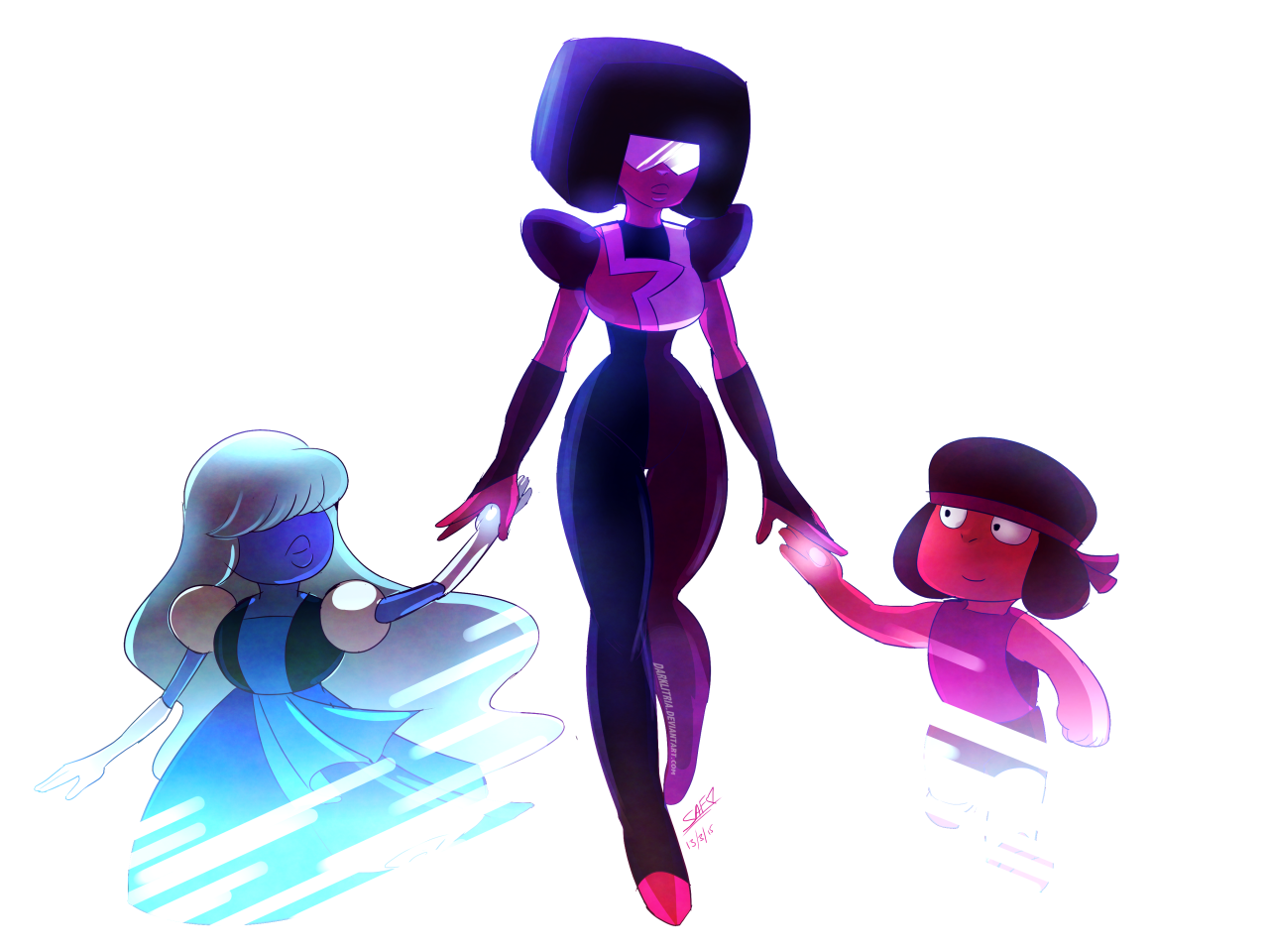 Garnet [Ruby and Sapphire]