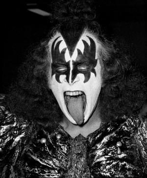 Gene ~Copenhagen, Denmark…October 11, 1980 (Unmasked tour)