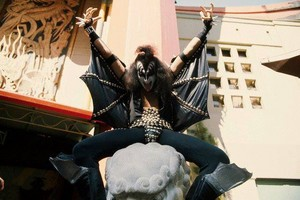Gene ~Grauman's Chinese Theater ~Hollywood, California…February 18, 1976