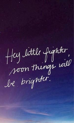 Get brighter