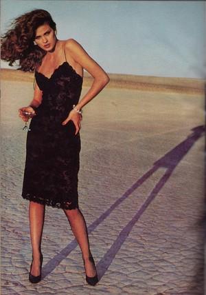 Gia Marie Carangi (1960- 1986)