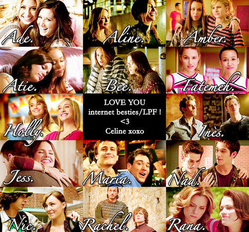 Leyton Family<3 Hintergrund titled HAPPY INTERNET BESTIE Tag <3
