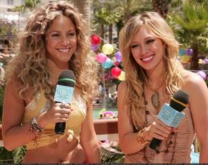 HILARY Shakira