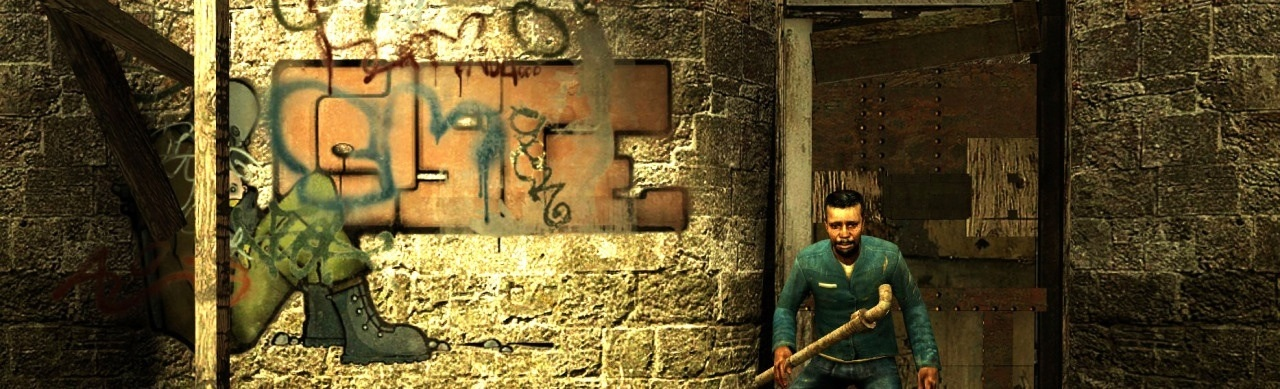 Half-Life 2 - Route Kanal