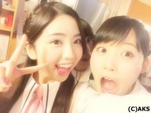 Hamamatsu Riona and Okabe Rin
