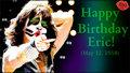 Happy Birthday Eric...May 12, 1958
