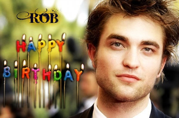 Happy Birthday,Rob!!!