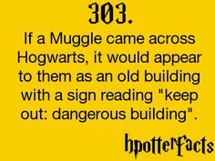 Harry Potter Fact 303