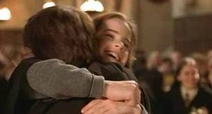 Harry&Hermione Hug COS