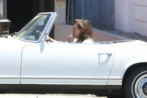 Harry in Beverly Hills