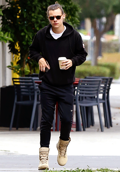 Harry out in L.A.