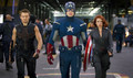 Hawkeye , Captain America and Black Widow - Marvel's Avengers - marvel-comics photo
