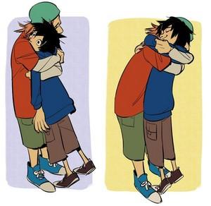 Hiro and Фред
