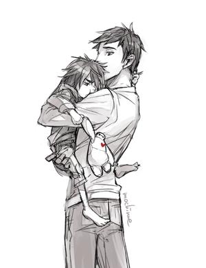 Hiro and Tadashi