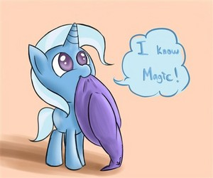 I know magic!