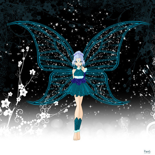 The Winx Club wallpaper titled Icy :Dark Spiritix